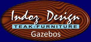 Gazebos, Indonesian furniture, Teak furniture & Balinese furniture